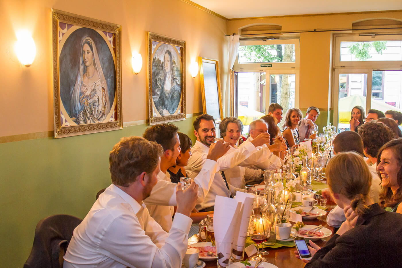 Jolie Restaurant auf St. Pauli, Hamburg